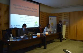 Profesor Ignacio Covarrubias participa en Seminario