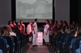 Obra teatral como experiencia de aprendizaje en estudiantes de Derecho