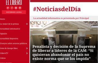 El Líbero entrevista a profesor de derecho penal Alejandro Leiva