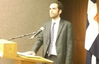 Profesor  Nicolás Enteiche expone en XLVII Jornadas Chilenas de Derecho Público