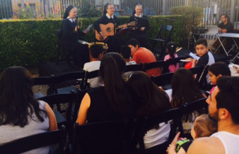 Clínica Jurídica realiza concierto navideño para los niños de Renca
