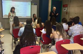 Facultad de Derecho realiza lanzamiento del Programa de Pasantías de Verano