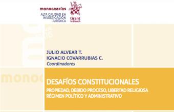 Académicos UDD  publican libro junto a reconocida editorial jurídica española
