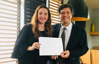 Entrega de Diplomas Actividad Académica en Colorado 2018