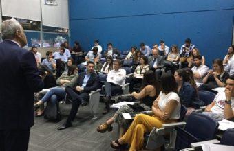 """Con éxito concluye """"II Congreso de Actualización Jurídica"""