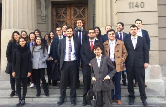 Visita Pedagógica Corte Suprema