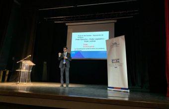 Profesor Nicolás Rodríguez Participa de Ciclo de Charlas sobre el Proceso Constituyente
