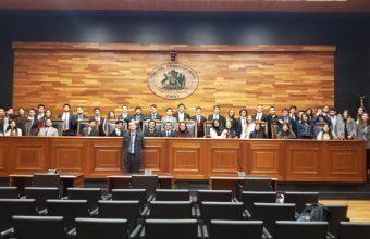Visita Pedagógica al Tribunal Constitucional