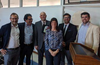 Participacion de Sergio Verdugo en Seminario