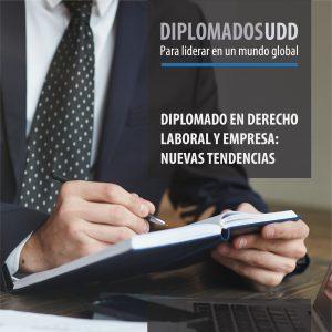 Diplomado en Derecho Laboral y Empresa: Nuevas Tendencias