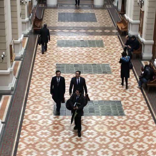 Corte Suprema informa que mantiene abierto concurso para proveer cargo de ministro del máximo tribunal