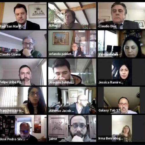 Exitosa jornada del Ciclo de Seminarios sobre la Reforma Procesal Civil